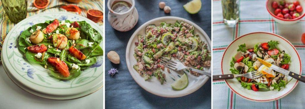 Интересные факты о салатах
