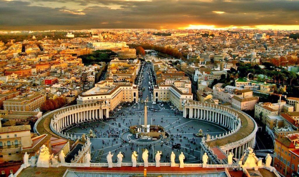 Интересные факты о Риме