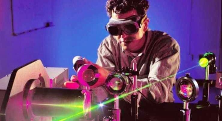 Интересные факты о лазерах