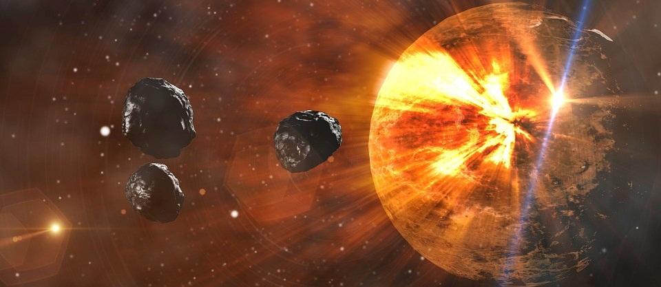 Интересные факты об астероидах