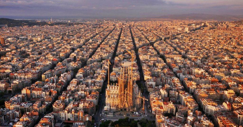 Интересные факты о городе Барселона