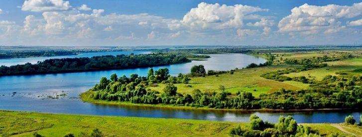 Интересные факты о реке Волга